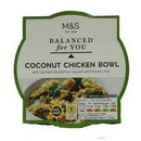 Marks & Spencer Balanced for You Ready Meals