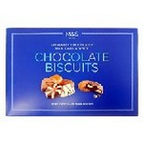 Marks & Spencer Extremely Chocolatey Biscuits