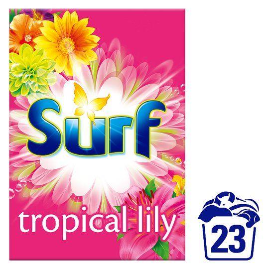 Surf Tropical Lily Ylang Ylang Washing Powder 23 Wash 1495g