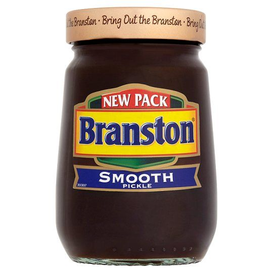 Branston Smooth Pickle 370g