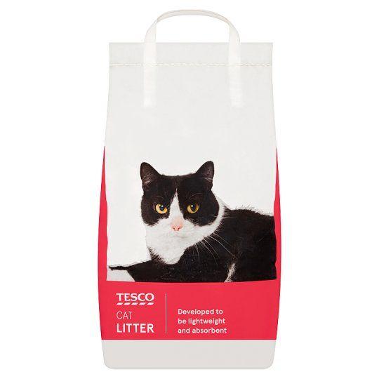 Tesco Lightweight Cat Litter 10L
