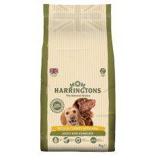 Harringtons Turkey and Vegetable Dry Dog Food 2kg
