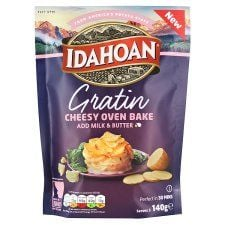 Idahoan Gratin Cheesy Oven Bake 140g