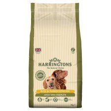 Harringtons Turkey and Vegetable Dry Dog Food 5kg