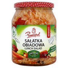 Kwidzyn Salatka Obiadowa 680g
