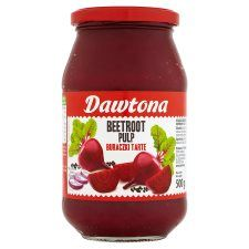 Dawtona Beetroots Pulp 500g