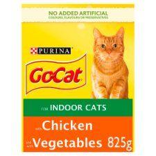 Go-Cat Indoor Chicken & Vegetables 825g