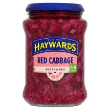 Haywards Sweet Red Cabbage 400g