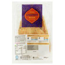 Tesco Peshwari Naan Breads 2 Pack 260g