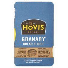 Hovis Malted Brown Granary Flour 1kg