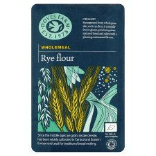 Doves Farm Organic Rye Flour 1kg