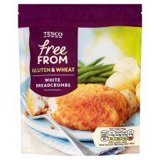 Tesco Free From Bread Crumbs 170g