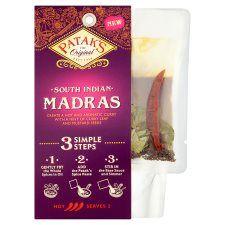 Pataks Meal Kit Madras 313g