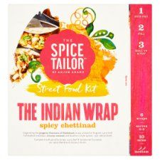 The Spice Tailor Kit Spicy Chettinad 444g