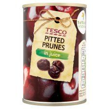 Tesco Pitted Prunes In Juice 290g