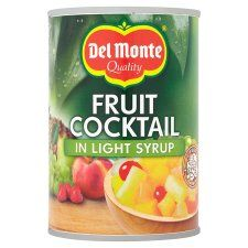 Del Monte Fruit Cocktail Light Syrup 420g
