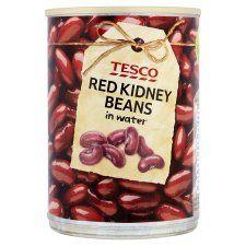 Tesco Red Kidney Beans In Water 400g