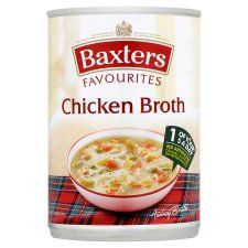 Baxters Favourites Chicken Broth Soup 400g