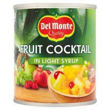 Del Monte Fruit Cocktail Light Syrup 227g