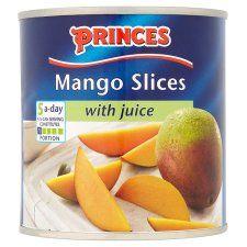 Princes Mango Slices In Juice 432g