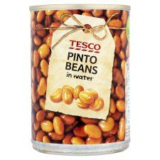 Tesco Pinto Beans In Water 400g