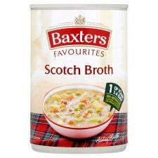 Baxters Favourites Scotch Broth Soup 400g