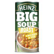 Heinz Big Soup Roast Chicken & Vegetable 500g