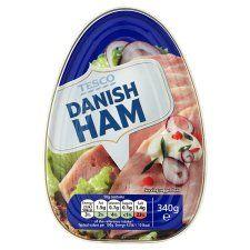 Tesco Danish Ham 340g