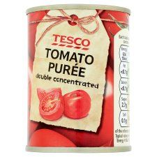 Tesco Tomato Puree 142g