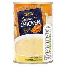 Tesco Chicken Soup 295g