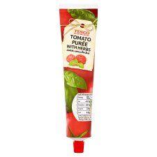 Tesco Tomato Puree With Herbs 135g