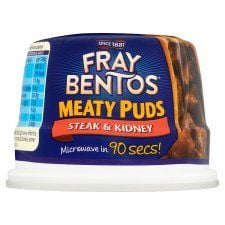 Fray Bentos Steak & Kidney Pudding 200g