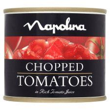 Napolina Chopped Tomatoes 227g