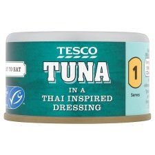 Tesco Tuna In Thai Dressing 80g