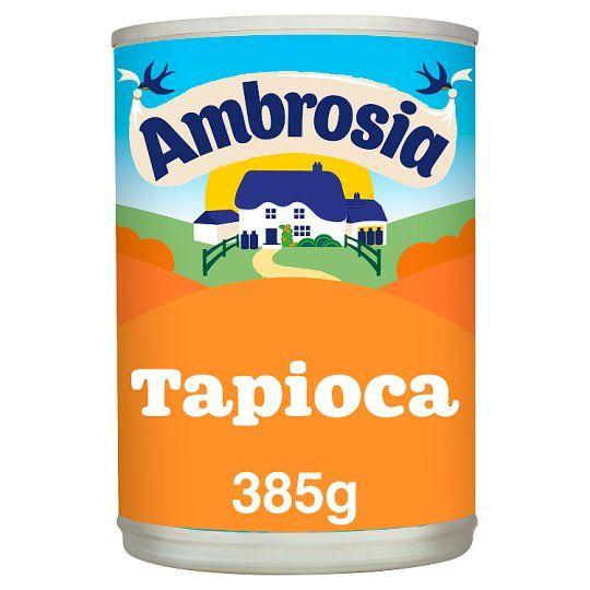 Ambrosia Creamed Tapioca 385g Tin