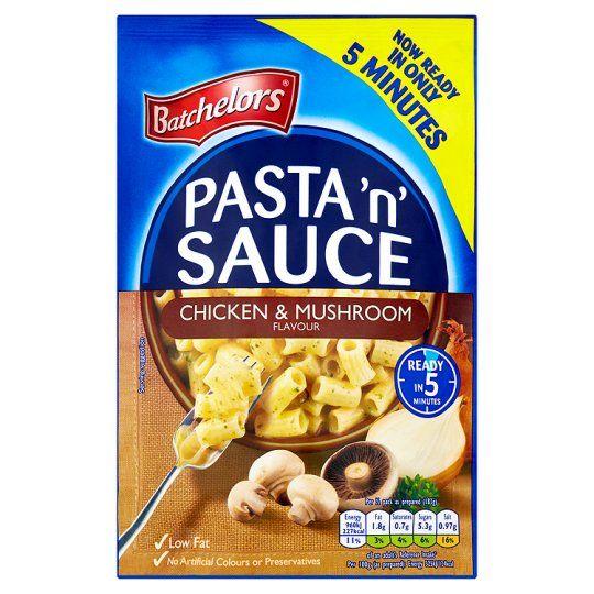 Batchelors Pasta 'N' Sauce Chicken and Mushroom 110g