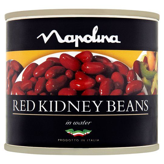 Napolina Red Kidney Beans In Water 220g
