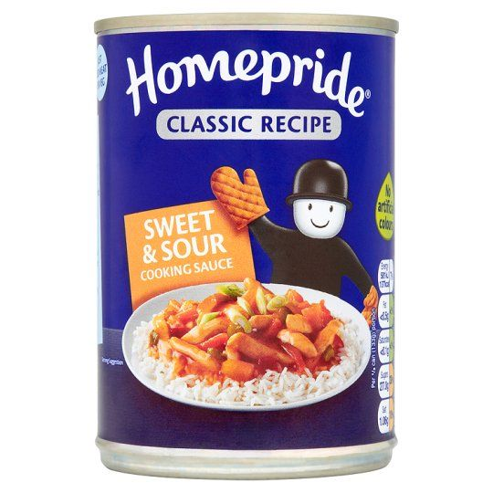 Homepride Sweet and Sour Can 400g