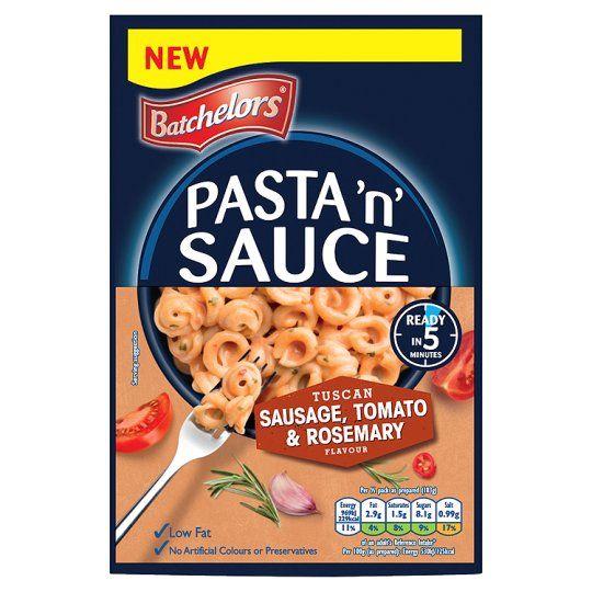 Batchelors Pasta & Sauce Sausage Tomato and Rosemary 110g