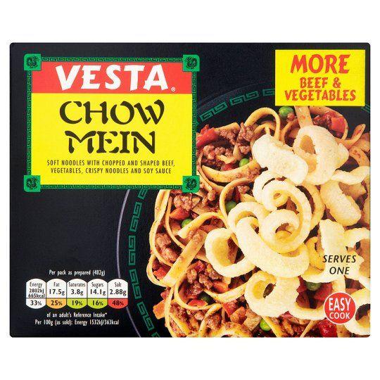 Vesta Chow Mein 152g