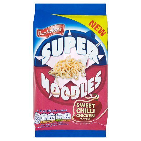 Batchelors Super Noodles Sweet Chilli 100g
