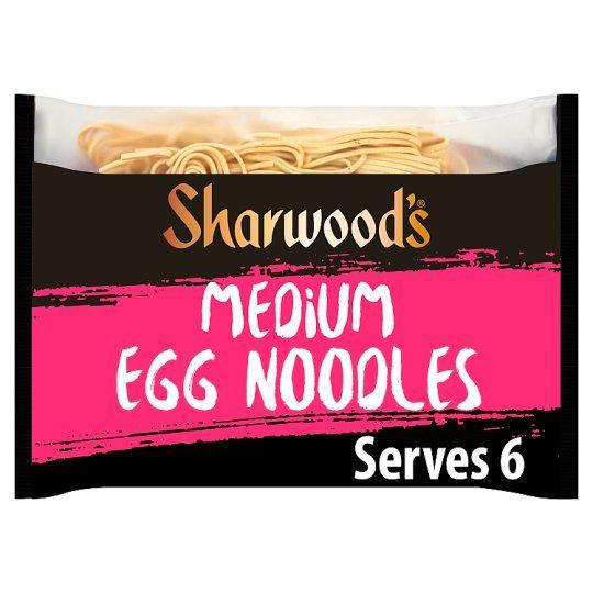 Sharwoods Medium Noodles 375g