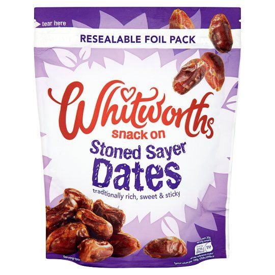 Whitworths Soft Dates 300g