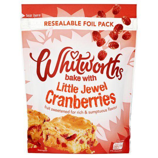 Whitworths Cranberries 150g