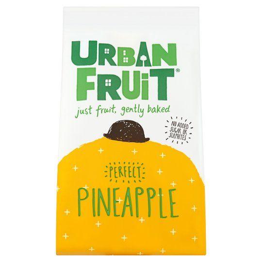 Urban Fruit Dried Pineapple 100g