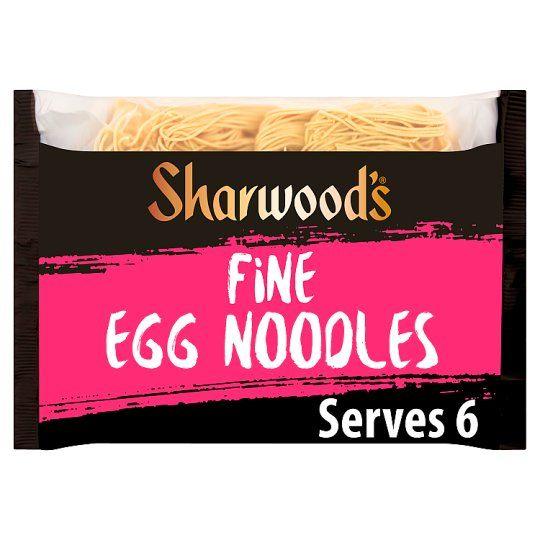 Sharwoods Fine Egg Thread Noodles 375g