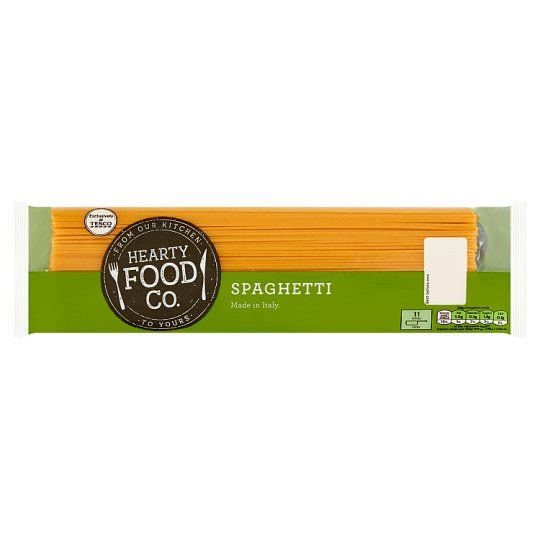 Hearty Food Co. Spaghetti Pasta 500g