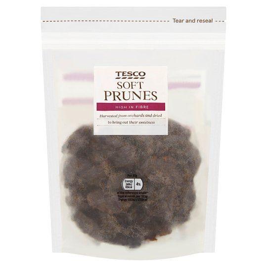 Tesco Ready To Eat Prunes 250g