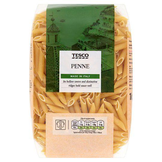 Tesco Penne Pasta Quills 1kg