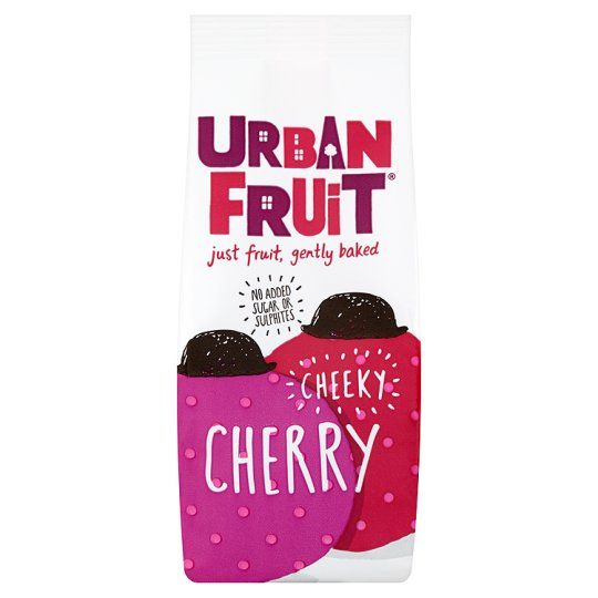 Urban Fruit Dried Black Cherry 90g